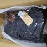 日本製にこだわるファクトリエでジーンズの試着と購入